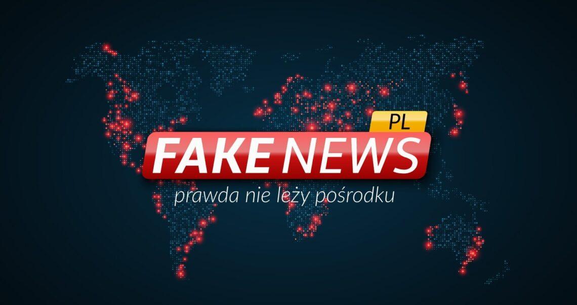 Portal poświęcony fake news debiutuje w internecie !