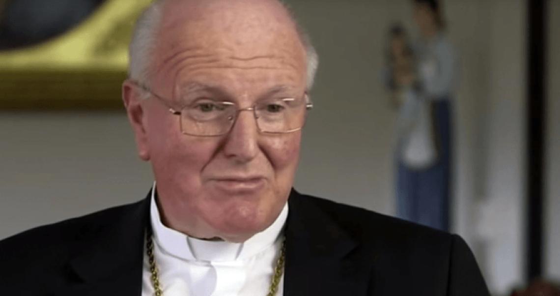 Arcybiskup Denis Hart, dzieci, molestowanie i fake news