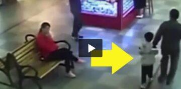 Porwanie dziecka w Galerii Krakowskiej to fake news