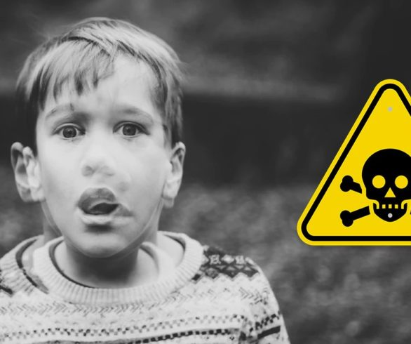 Terpentyna i pasożyty. Dzieci ofiarą dezinformacji.