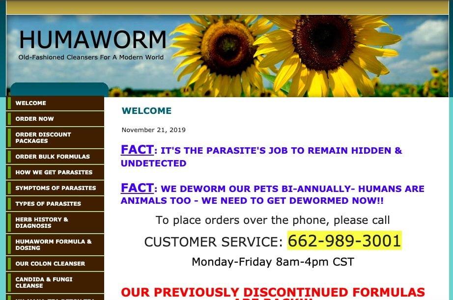 humaworm