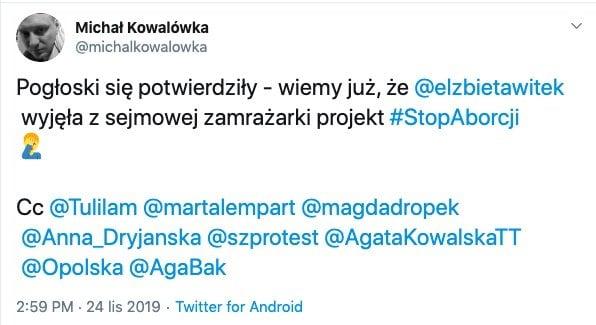 PiS Stop Aborcji