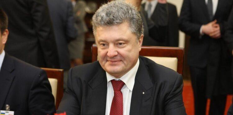 Petro Poroszenko, Przemyśl i ukraińskie roszczenia