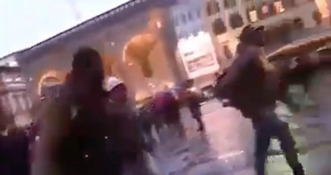 Zamieszki w Monachium? Film na Twitterze to fake news
