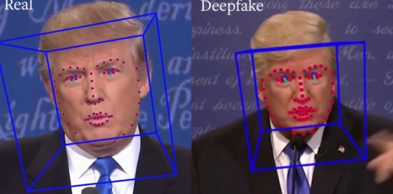 Lawinowo rośnie liczba filmów wykorzystujących deepfake