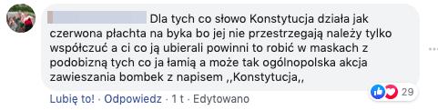 PiS aresztował choinkę