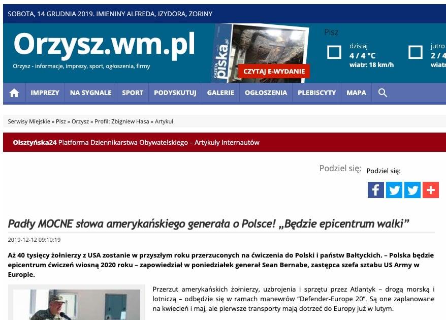 Rosyjskie Trolle - Orzysz.wm.pl