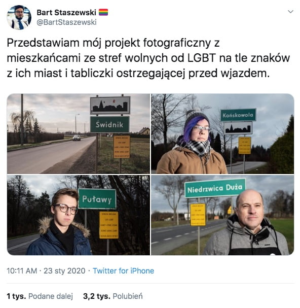 Bart Staszewski - Twitter