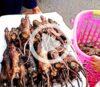 Nie, to nie jest targ w Wuhan, to targowisko w Indonezji