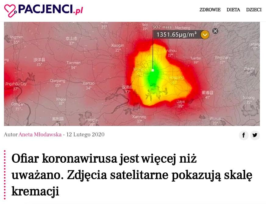 Dymy z krematoriów - Pacjenci.pl
