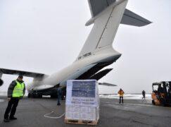 Nie, Polska nie blokuje rosyjskich samolotów wiozących pomoc humanitarną