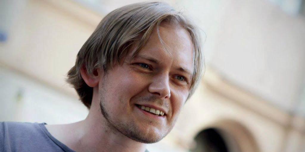 Andrei Arkhangelsky, dziennikarz, felietonista, redaktor kultury w magazynie Ogonyok