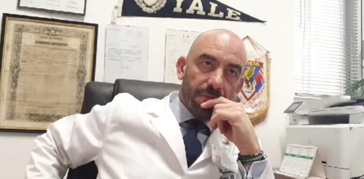 Nie, dyrektor szpitala w Genui nie twierdzi, że nikt nie zmarł na koronawirusa