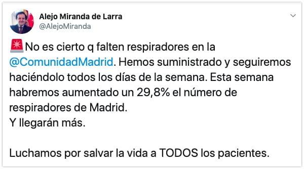 Alejo Miranda De Larra