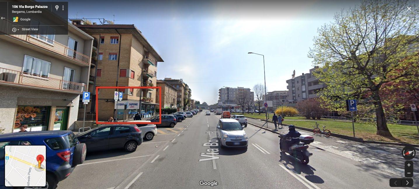 Google Maps - Trasa Konwoju