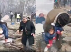 Nie, imigranci nie biją ani nie podduszają dzieci nad dymem