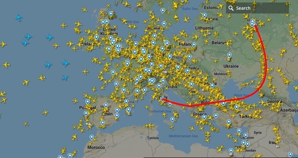 Ruch Lotniczy