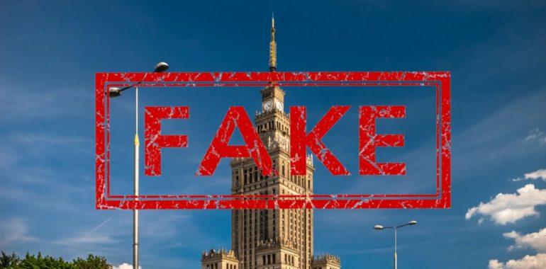Zamknięcie Warszawy przez koronawirus? To nieprawda