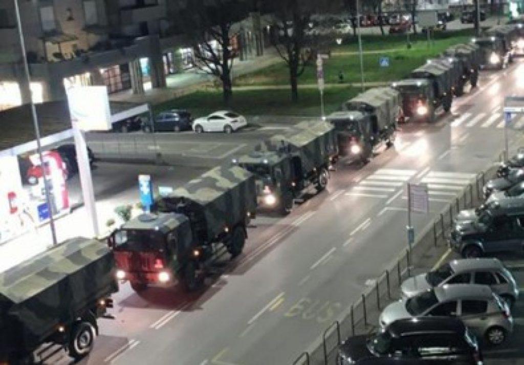 Ciężarówki Bergamo