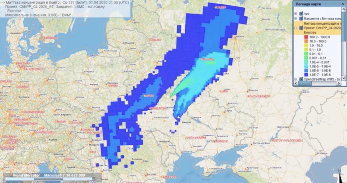 Chmura radioaktywna nad Polską? To fake news