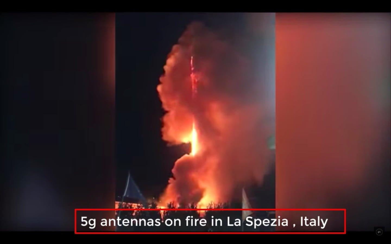 Bergamo 5G La Spezia Fake