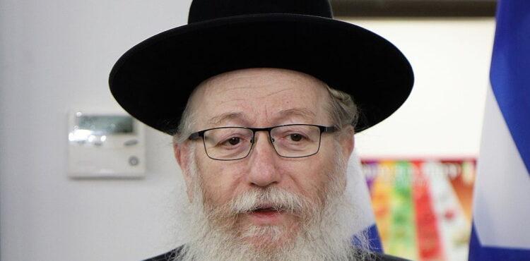 Yaakov Litzman nie powiedział, że koronawirus to kara boska za homoseksualizm