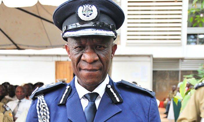Szef policji w Ugandzie
