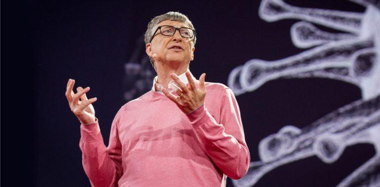 Bill Gates nie planuje ograniczenia liczby ludności o 3 miliardy
