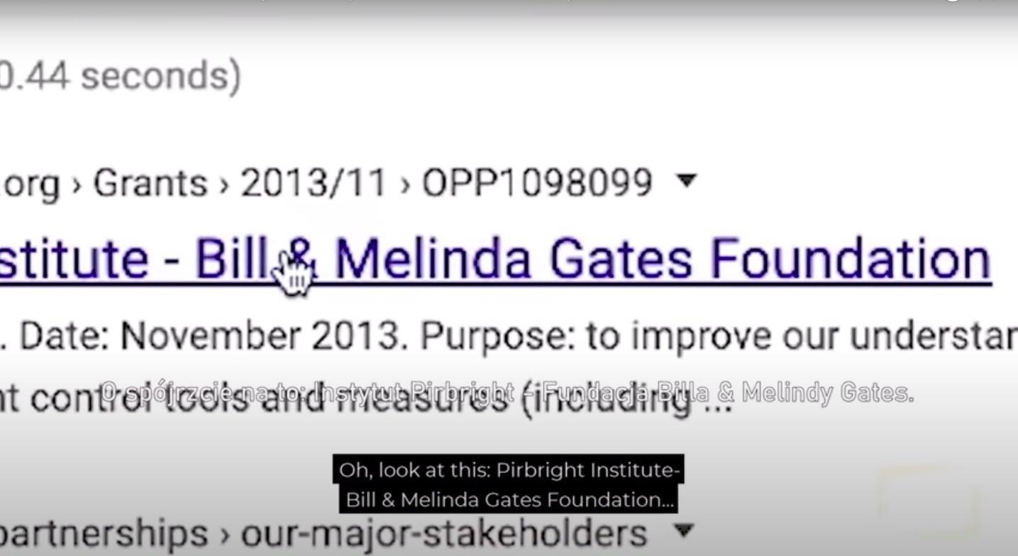 Patent US2006257852 i EP3172319B1, Bill Gates