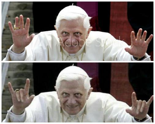 Fall Cabal - Upadek Kabały | Benedykt XVI