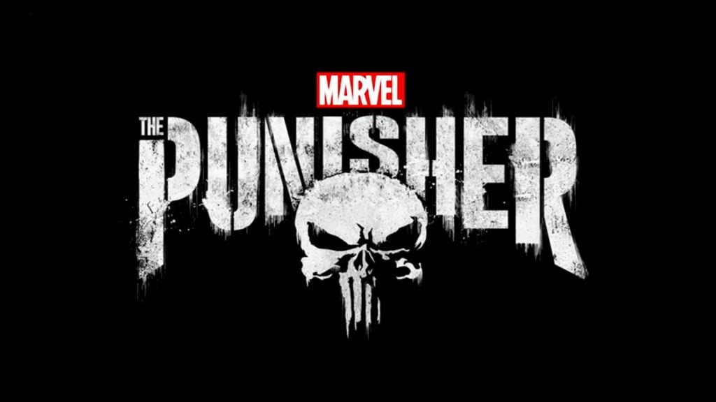 Policja Blackwater - Punisher Logo