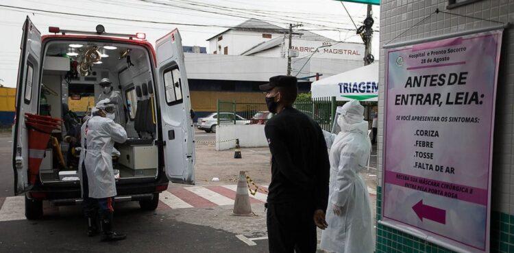Specjalne szpitale polowe w Brazylii stoją puste? To manipulacja.