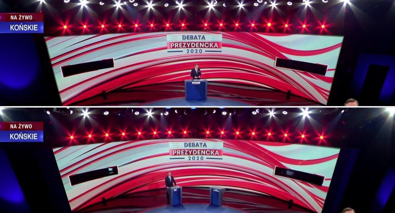 Andrzej Duda / Porównanie niszy