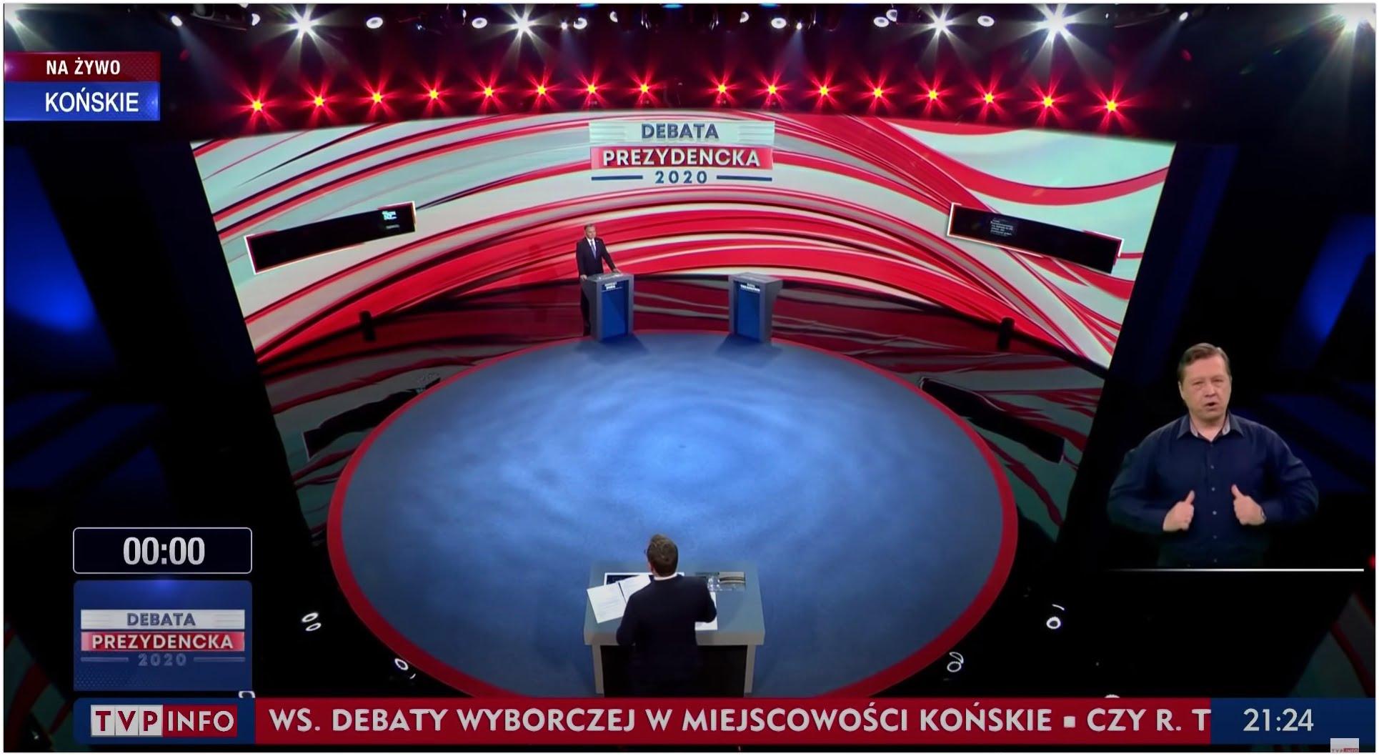 MIchał Adamczyk / Prompter