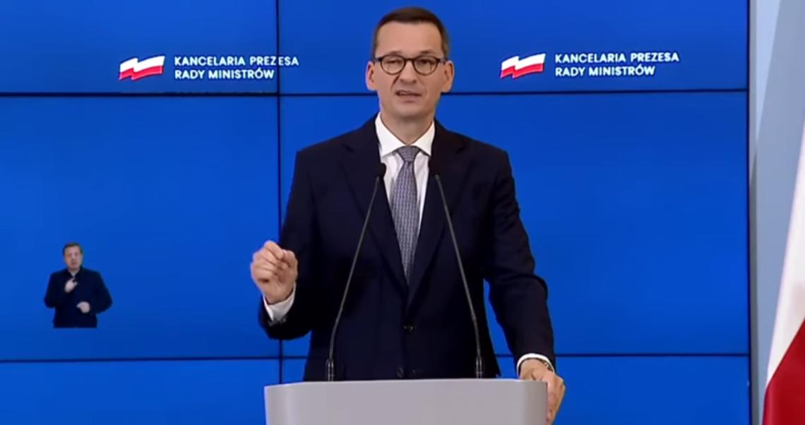 Premier Morawiecki i deepfake. Wyjaśniamy nieścisłości.