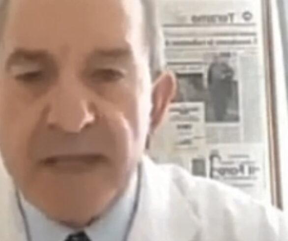 Dr Roberto Petrella i COVID-19