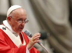 Co powiedział papież Franciszek o związkach partnerskich?