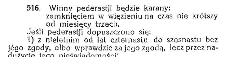 kara polska homo