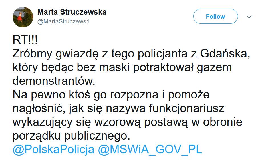 policjant gdańsk