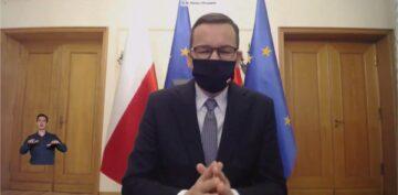 """Czy premier Morawiecki powiedział """"kto umrze, to umrze i trudno""""? Wyjaśniamy."""