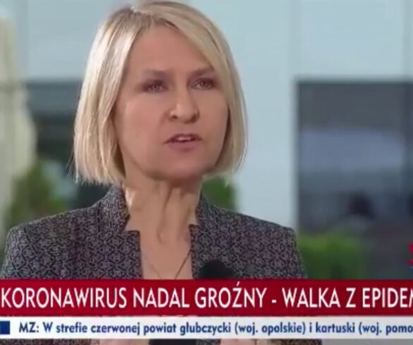Barbara Stanisławczyk w TVP Info. Nieścisłości i fakty.