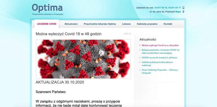 Nie ma dowodów, że amantadyna jest cudownym lekiem na COVID-19.