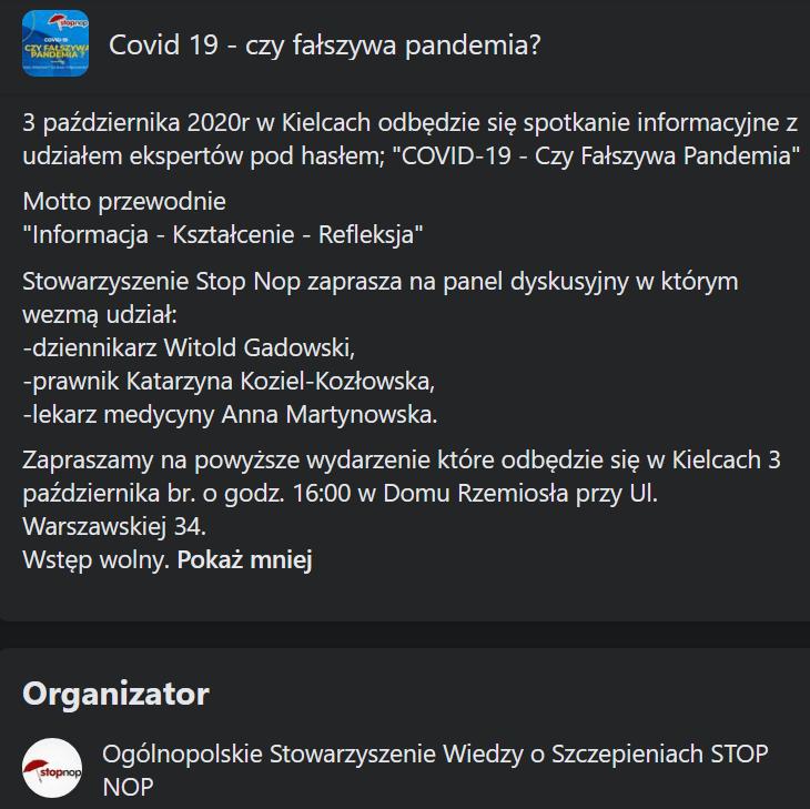 anna martynowska - COVID 19