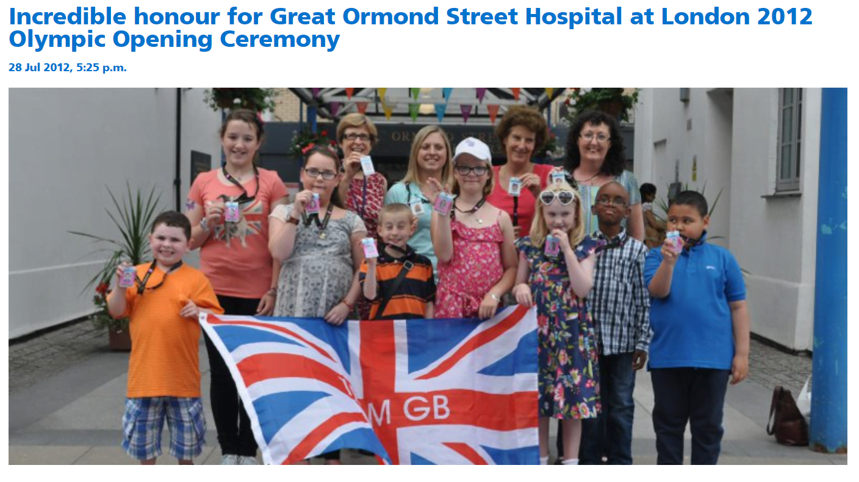 GOSH - Great Ormond Street Hospital