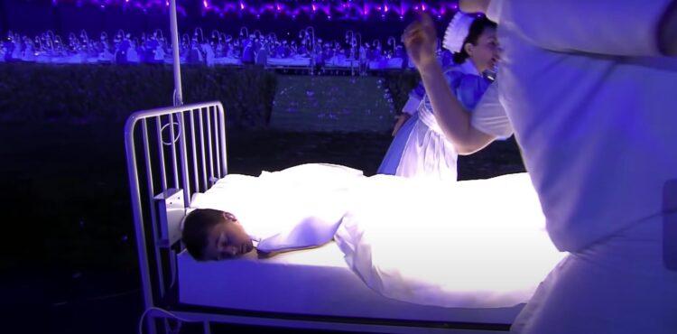 Olimpiada 2012 Londyn, czy przewidziano pandemię?