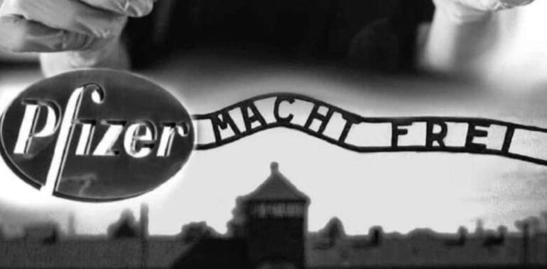 Nie, Pfizer nie testował szczepionek w Auschwitz