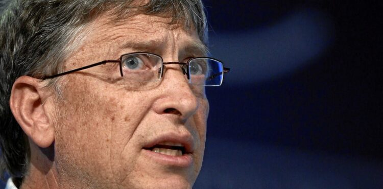Bill Gates nie rozpyli w czerwcu milionów ton chemikaliów w atmosferze