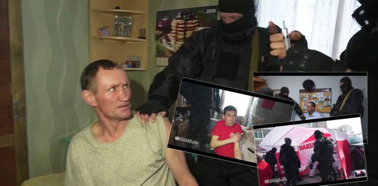 Nie, w Rosji nie zaczęli szczepić siłą, wdzierając się do mieszkań
