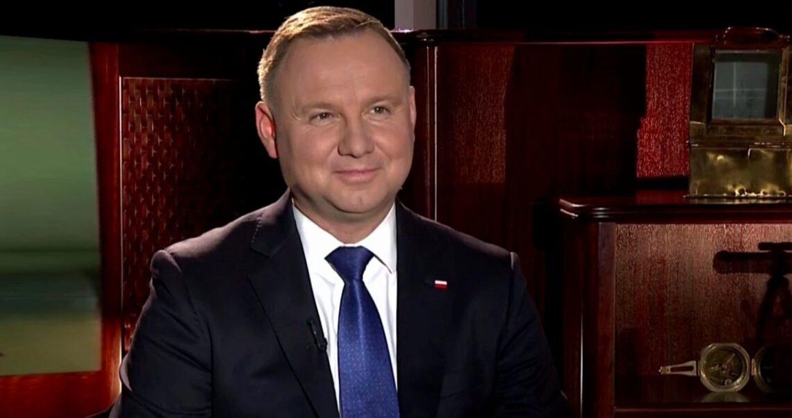 Andrzej Duda: wolność słowa większa niż przed 2015 rokiem. Sprawdzamy