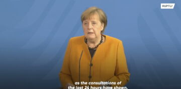 Tak, Angela Merkel przeprosiła za plan wielkanocnego lockdownu